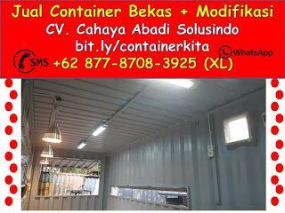0877-8708-3925 (XL) Container Office Semarang, Container Office di Semarang