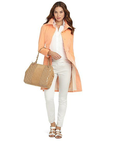 Pale orange coat #preppy Get 5% Cash Back http://www.studentrate.com/itp/get-itp-student-deals/Brooks-Brothers-Discounts--amp--Coupons--/0