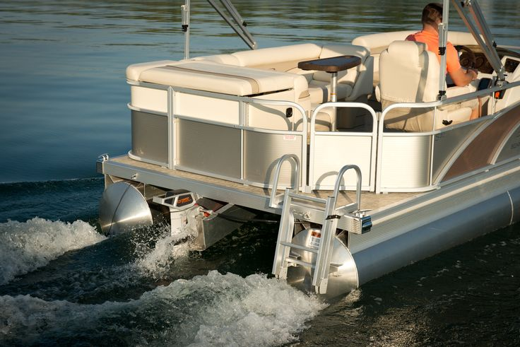 43 best bennington pontoon boat videos images on pinterest for Electric trolling motor for pontoon