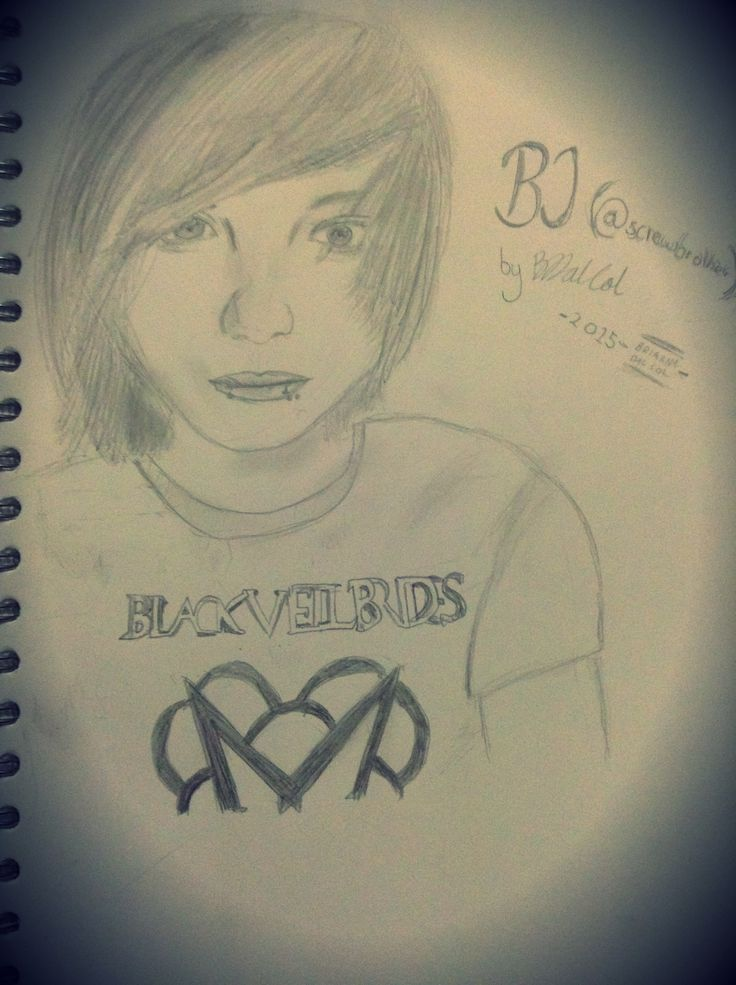 Finished finally! My drawing of @screwbrother :)