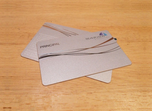 20 best restaurant membership card images on Pinterest Card - membership cards templates