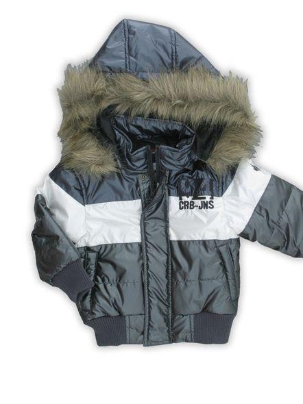 super #winterjas van #carbone voor #jongens nu in de #outlet #uitverkoop van 99,95 voor 35,95