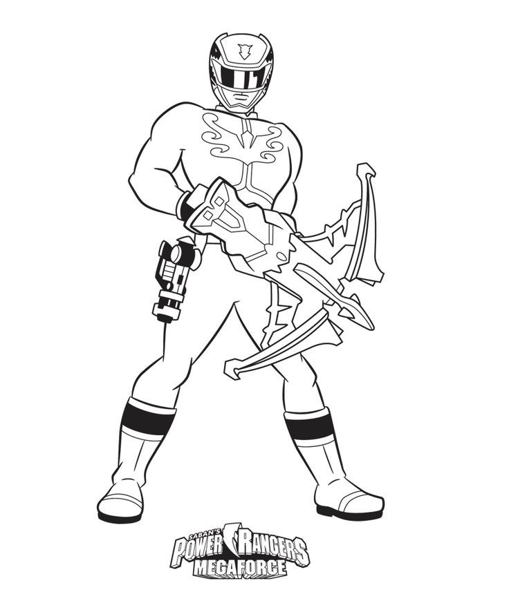 power ranger megaforce coloring pages power rangers megaforce free colouring pages