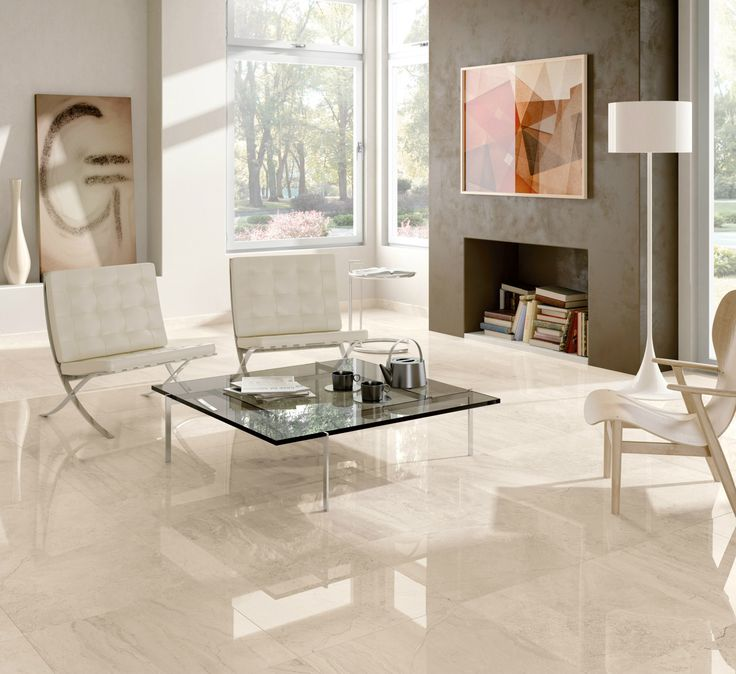Minoli - Gotha - Floor tiles: Gotha Quarz Lux 60 x 60 cm. From the merger between the technology of porcelain stoneware, the refinement of marble and the naturalness of stone, a material with exceptional aesthetic value: Gotha, a luxury marble look tile by Minoli