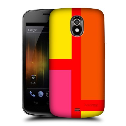 Head Case Designs Street Colour Blocking Design for Samsung Galaxy Nexus I9250