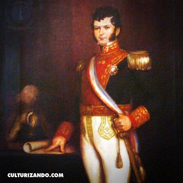 #UnDíaComoHoy 1842 muere Bernardo O'Higgins, militar, prócer chileno, considerado uno de los Libertadores de América