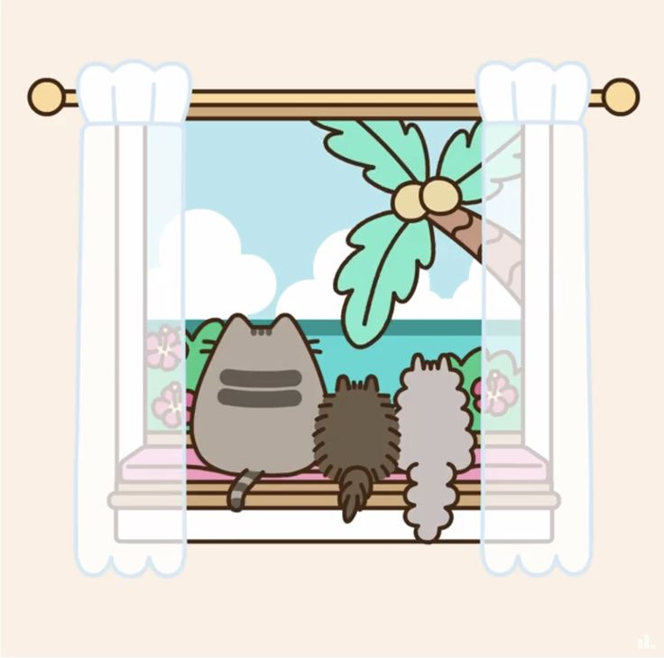 I could post a million Pusheen things on my Kawaii board and it wouldn't be enough.