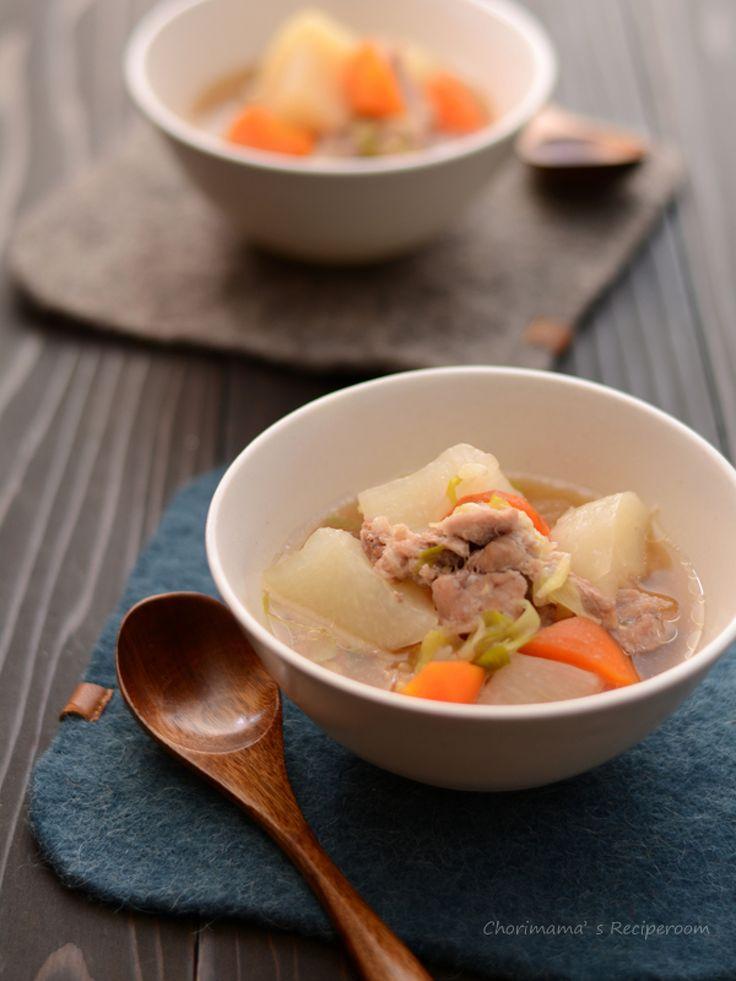 豚大根煮 by 西山京子/ちょりママ | レシピサイト「Nadia | ナディア」プロの料理を無料で検索