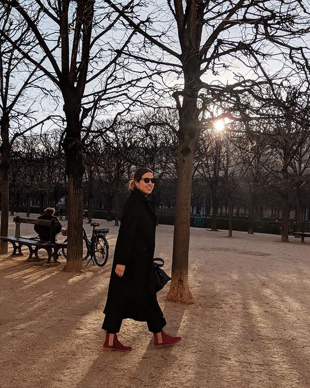 Paris is always a good idea said Audrey Hepburn and after a week at #PFW featuring shows sunshine and croissants we totally agree @chloemacdonnell wearing @ted_baker boots #instyleloves #tedtotoe #paris via INSTYLE UK MAGAZINE official Instagram - #Beauty and #Fashion Inspiration - Beautiful #Dresses and #Shoes - Celebrities and Pop Culture - Latest Sales and Style News - Designer Handbags and Accessories - International Advertising Campaigns - Gifts and Bargain #Shopping Guide - Famous…