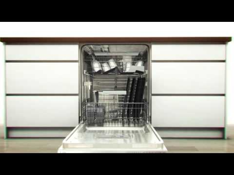 ASKO XXL - The world's most flexible dishwasher. www.askousa.com
