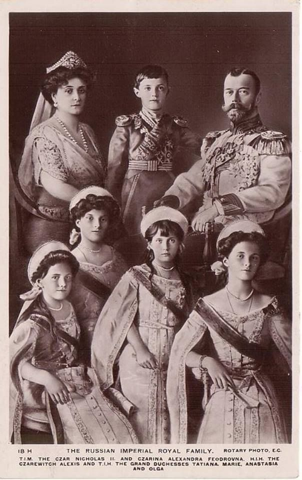 The last royal family - Term paper Example
