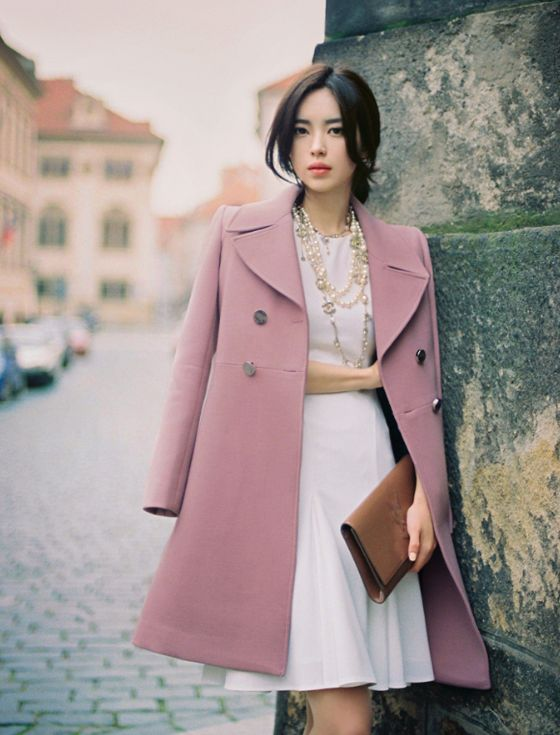 17 Best Images About Korean Romantic Style On Pinterest Romantic Romantic Dresses And Pink Dress