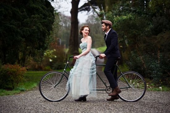by Aspect Photography: Photos Ideas, Bicycle-Built-For-Two, Tandem Bike, Bike Riding, Wedding, Bicycles Built, Tandem Bicycles, Cute Pictures,  Tandem Bicycle