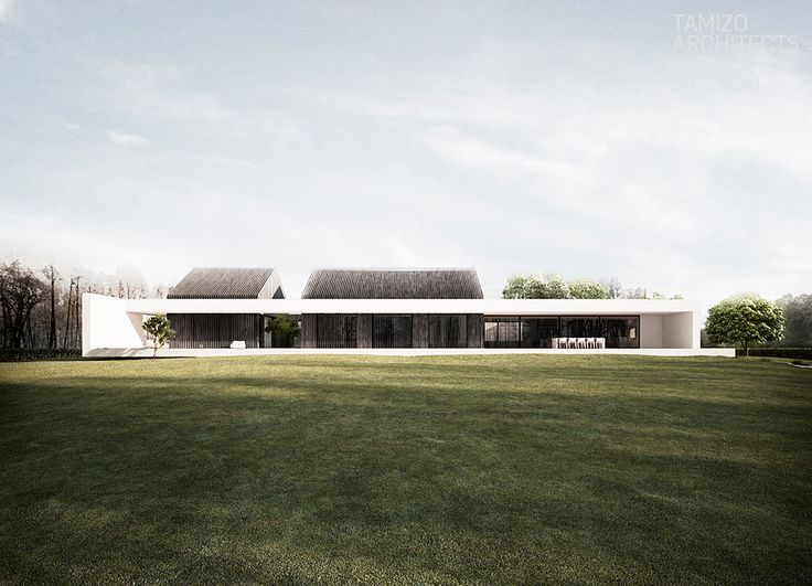 Dom nad jeziorem, niesulice | Tamizo Architects