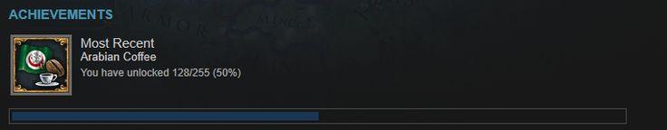 Finally back to a half decent achievement score