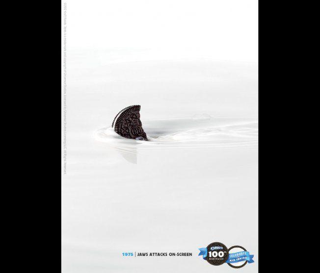 OREO 100th Birthday – 1975 | Jaws Attacks On-Screen