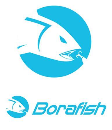 Logo Design for Borafish #logoinspiration