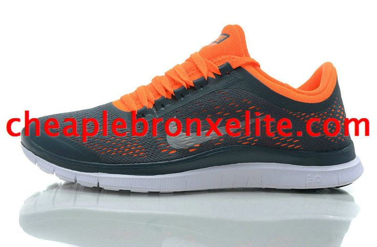 Carbon Dust Nike Free 3.0 V5 Mens Orange 580393 418 | Nike Free 3.0 V5 | Pinterest | Nike Free, Nike and Orange
