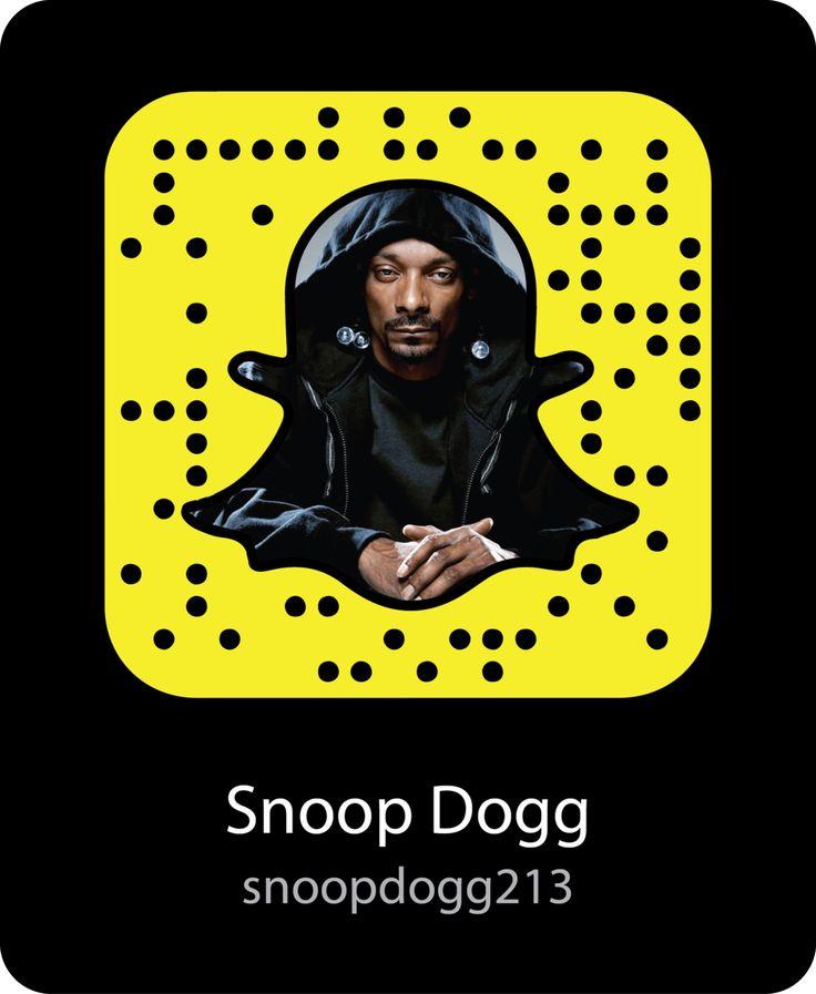 Snoop Dogg Snapchat Username & Snapcode  #snoopdog #snoopdoggydogg #snoopdogsnapchat #snooplion http://gazettereview.com/2017/01/snoop-dogg-snapchat-username-snap-code/