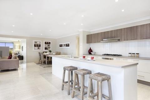 Clarendon Homes -  Voltaire 34 Kitchen