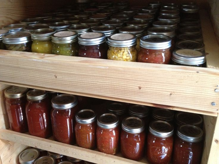 Canning From The Garden - How We Stock Our Home-Grown Grocery Store