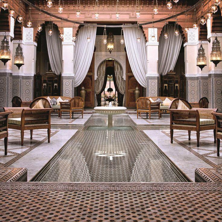 der marokkanische stil 33 orientalische wohnraume mit exotischer note, der marokkanische stil 33 orientalische wohnraume mit exotischer, Möbel ideen