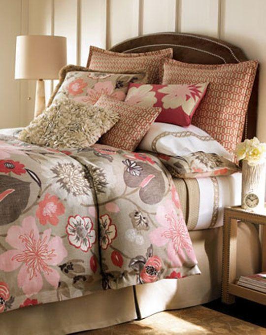 Consider, that Asian poppy bedding