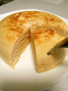 糖質制限 おからチーズケーキ 粉なし!