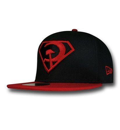 Images of Superman Red Son 59Fifty Cap