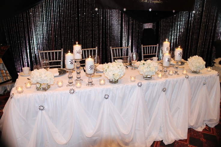 The Cinderella Table A Charming Idea Head Is Often One Of Main Focal Points At Wedding Reception Very Lovely Look We Are Curre