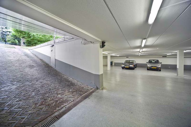 Underground car garage design close garage idea for Underground garage design plans
