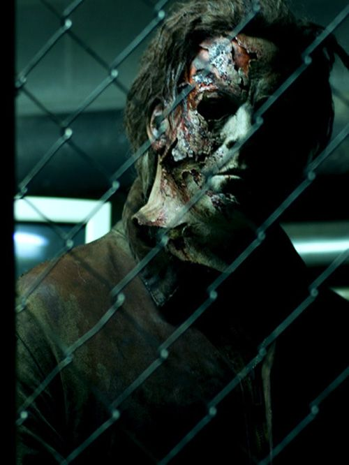 Michael Myers! My favorite masked maniac!
