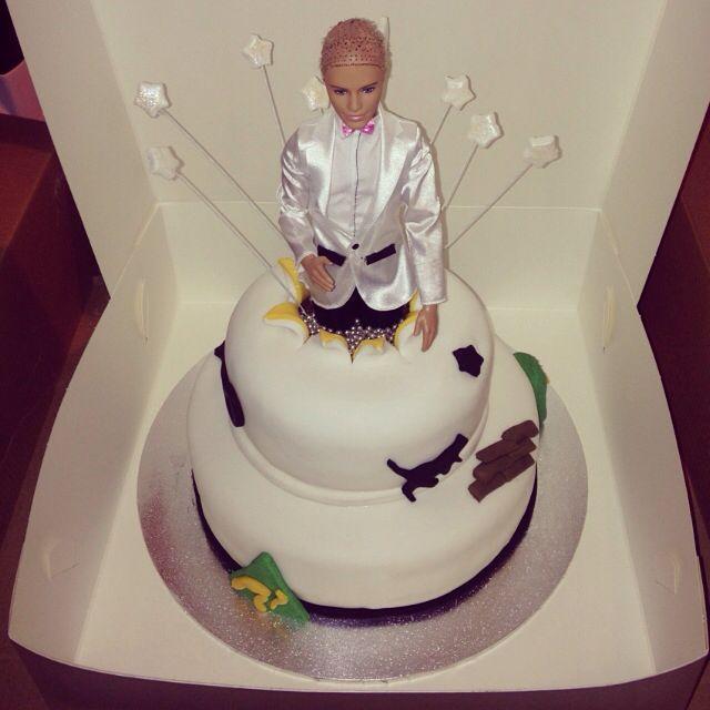 Exploding Cake, Anniversary Cakes And Birthday Cakes