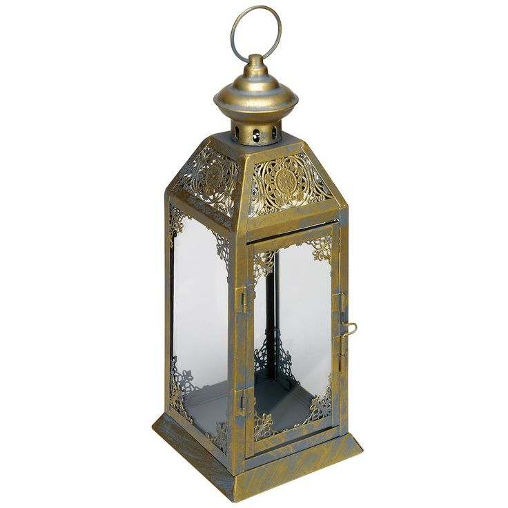 Purchase the Small Gold Vintage Lantern By Ashland® at Michaels.com. If you love all things vintage, this classic lantern by Ashland will find a place of pride in your home.