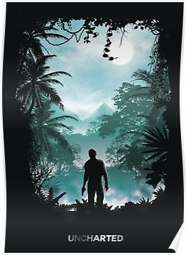 Uncharted  Posters