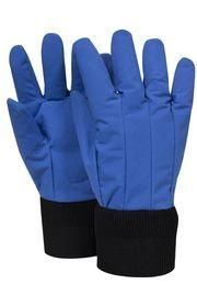 National Safety Apparel® Medium 3M™ Scotchlite™ Thinsulate™ Lined Nylon Taslan And PTFE Wrist Length Waterproof Cryogen Gloves