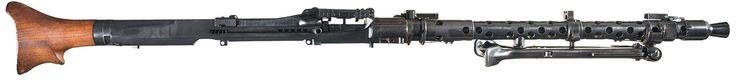 MG34 Pattern BRP XMG Belt-Fed Conversion Kit for an AR-15 Rifle