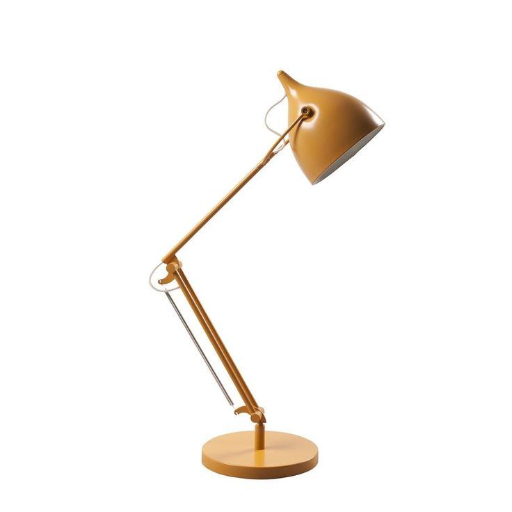 Zuiver Reader Bureaulamp - Mat Geel