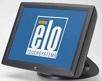 "Elo Touch E797691 1520L IntelliTouch LCD Desktop Touchscreen Monitor, Serial/USB Interface, Privacy Screen, 15"" Size, Dark Gray. Dark Gray color. 15 inch. Serial/USB interface."