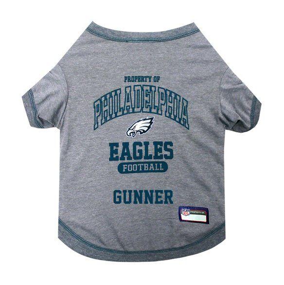 Philadelphia Eagles Dog T-Shirt Personalized SM-XL NFL Pet Clothes    pet  apparel    pet clothing    cat clothes    dog clothes    sports  4b73b4c1c