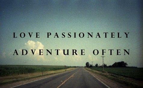 71 best Adventure quotes images on Pinterest | Adventure ...