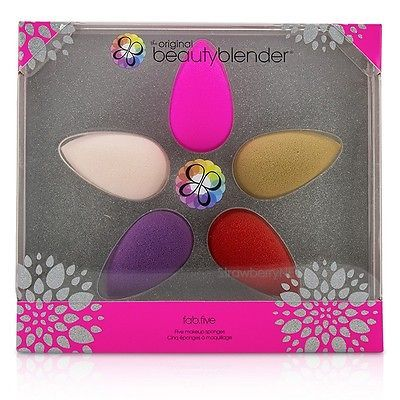 Other Makeup Tools and Accs: Beautyblender Fab Five (5X Beautyblender) 5Pcs -> BUY IT NOW ONLY: $76.5 on eBay!