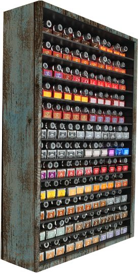Videos / Pictures of Hair Color Racks, Hair Color Storage, Hair Color Cabinet, Hair Salon Organizer