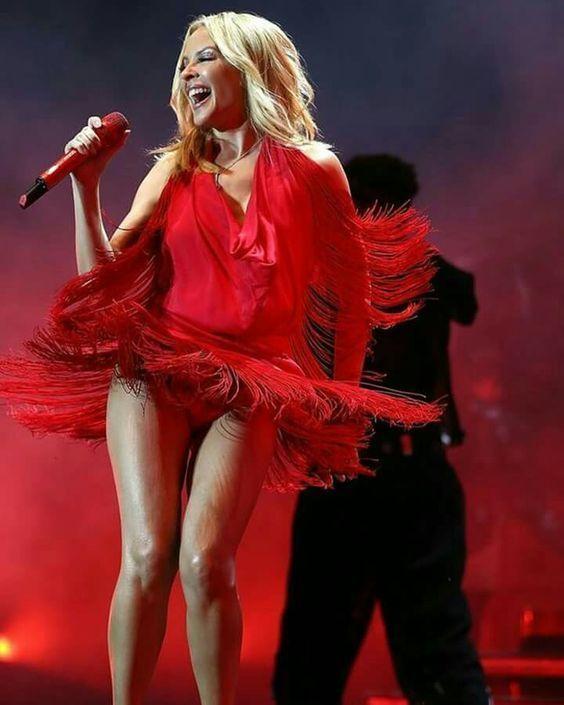 Kylie Minogue FRIDGE MAGNET