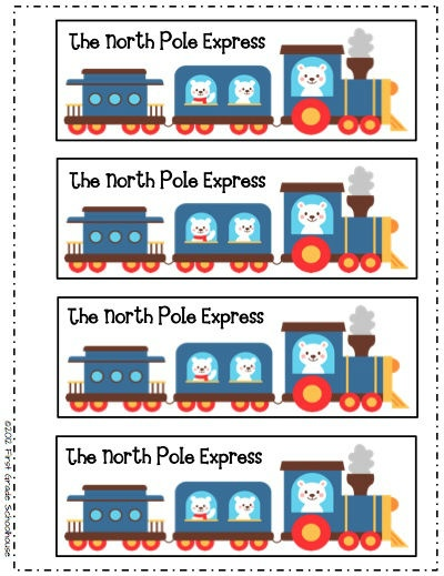 Best 50+ Kindergarten - Polar Express images on Pinterest | Polar ...