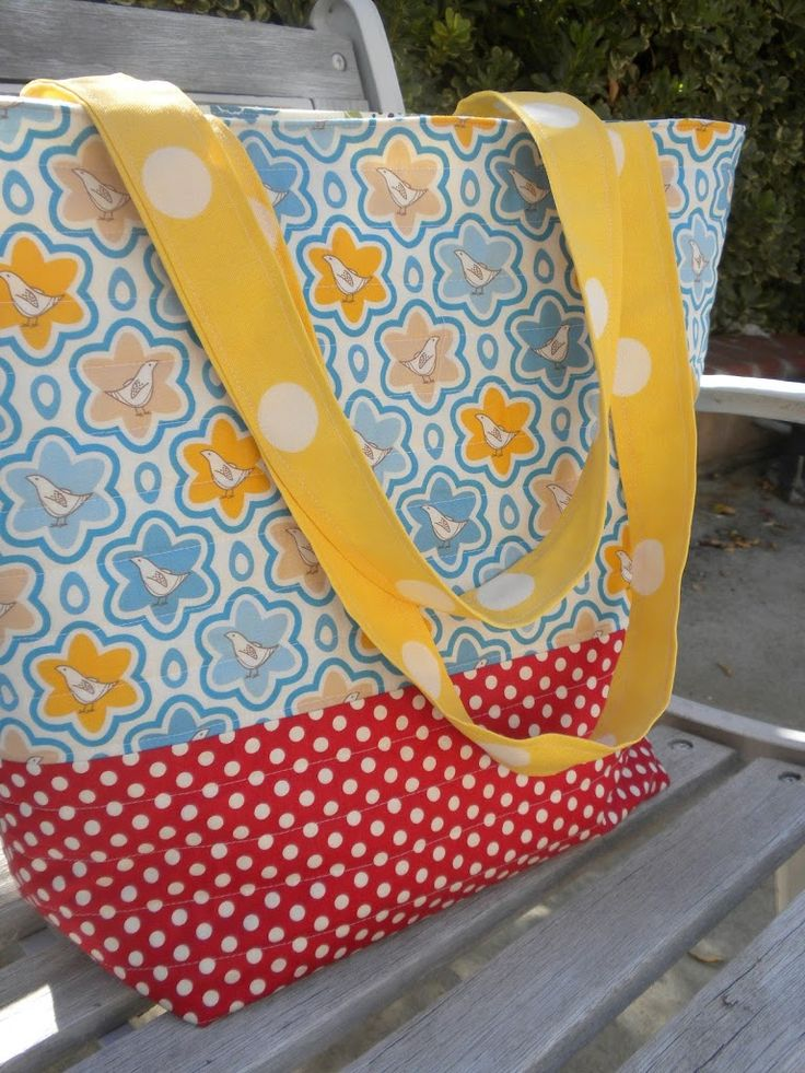 Best 25 Quilted Tote Bags Ideas On Pinterest Tote Bags