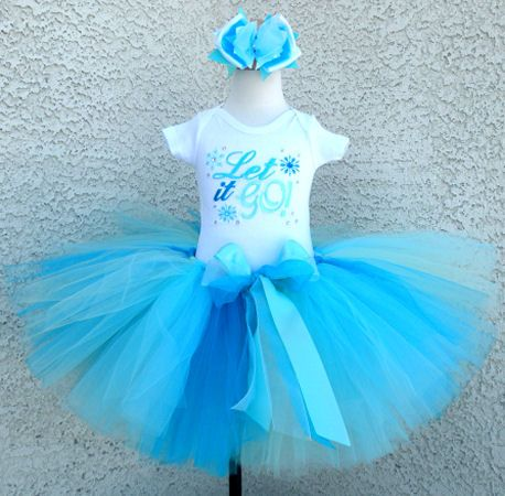 Embroidered Frozen Inspired Let It Go Outfit For Girls http://www.tutusweetshop.com/item_1239/Embroidered-Frozen-Inspired-Let-It-Go-Outfit-For-Girls.htm