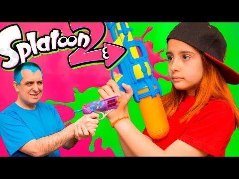 Probando Splatoon 2. Aby dice que SOY PENOSO. - YouTube