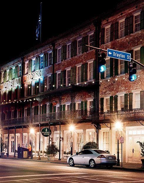 Lily S Restaurant Savannah Ga
