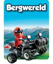 Playmobil Country Bergwereld met een grote berghut en zelfs een echt werkende kabelbaan: http://www.toysxl.nl/merk/playmobil/playmobil-country/country-bergwereld